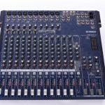 Console de mixage 16 canaux